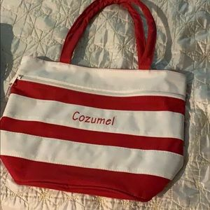 New purse from Cozumel Mexico never used